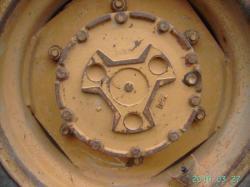 Système Carraro 4 roues motrices